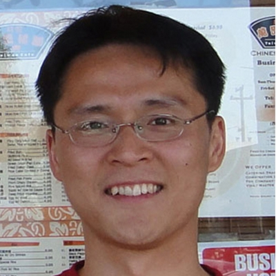 Assistant Professor Wen-Pin Hsieh